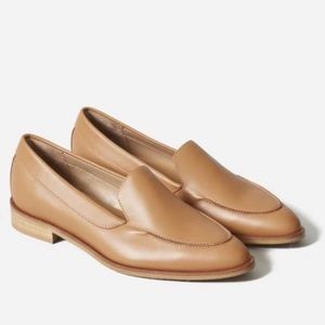Everlane Modern Loafer Camel Size 7.5